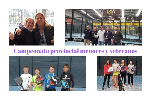 Campeonato Provincial de Menores y Veteranos de Granada 2018