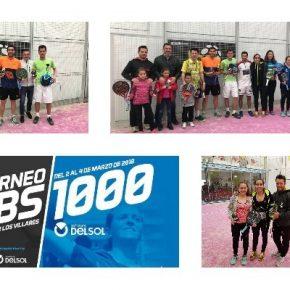 Benavides-Tobaría y Porras-Izquierdo, campeones del ABS 1000 Software del Sol.