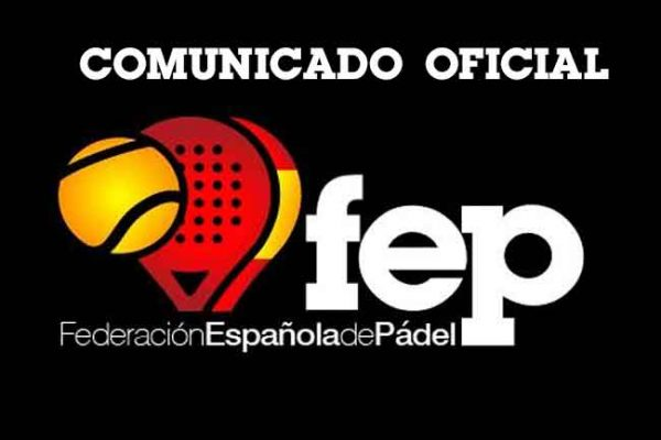 Cruce de acusaciones entre la Federación Española de Pádel y la Catalana, con la política de fondo.