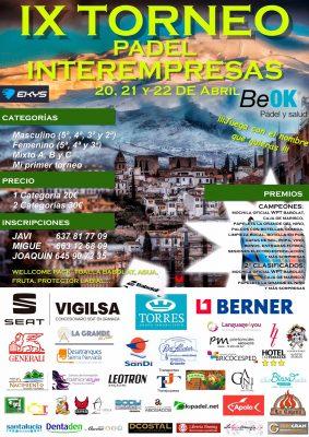 IX edición del torneo interempresas
