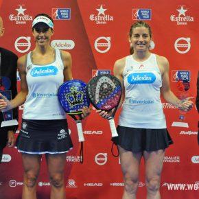 Marta Marrero y Alejandra Salazar campeonas del Estrella Damm Alicante Open