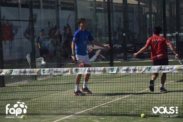 Tercera prueba del Circuito Andaluz de Menores 2018