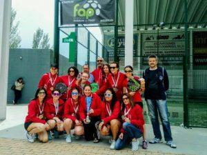 Campeonato de Andalucía por Equipos Absolutos de tercera categoría : Ascensos para CDR 360 y Fourpádel en categoría masculina y Elite Pádel Club y Padelinos Alhaurin en femenino
