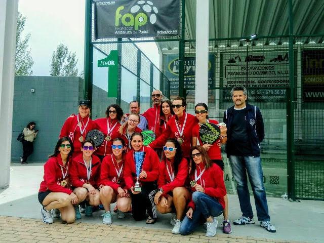 Campeonato de Andalucía por Equipos Absolutos de tercera categoría