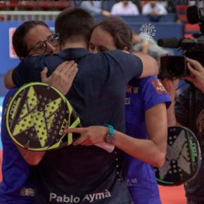 Gemma Triay y Lucía Sainz  reinan en el Estrella Damm Zaragoza Open 2018