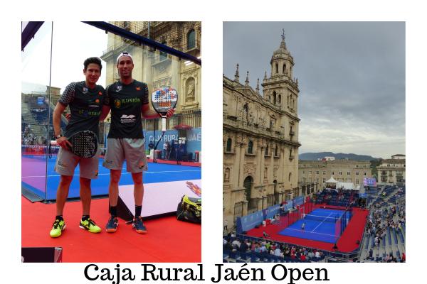 sorpresas del Caja Rural Jaén Open