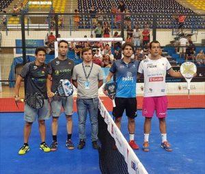 El Melilla Challenger 2018 en busca de campeones. Comienzan los cuartos de final