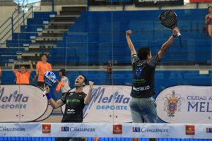 Uri Botello y Javi Ruiz , reyes Challenger WPT. Marta Ortega y Ari Sánchez campeonas en Melilla