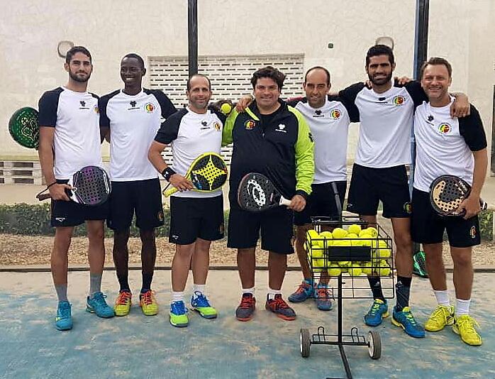 Jerónimo Cañas viaja a Holanda con la Selección de Senegal en busca de plaza para el XIV Campeonato Mundial de Pádel