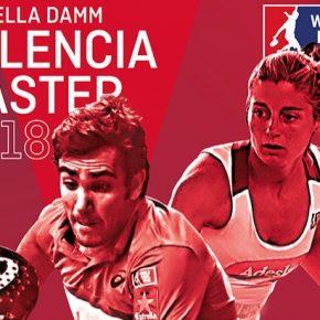 Octavos del Valencia Máster 2018 con todos los favoritos en juego ¡Sin sorpresas¡