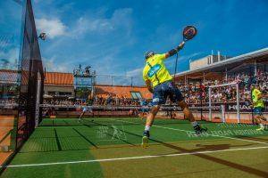 Bela y Lima, campeones del Swedish Open. El pádel brilla en Suecia