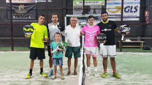 VI Torneo José María Nievas . Cuadro de Honor