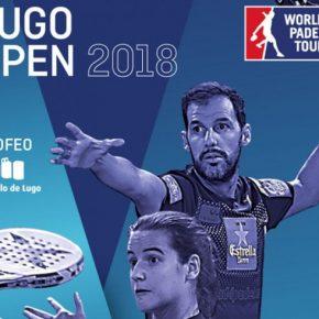 El número uno del pádel mundial se pone en juego en Lugo Open 2018