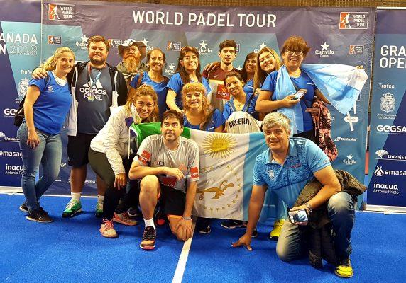 campeones del Granada Open 2018
