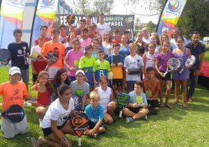 Crónica y cuadro de honor de la 4ª prueba del circuito andaluz de menores FAP