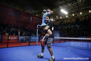 Paquito Navarro y Pablo Lima arrasan en su debut. Campeones del Bilbao Open 2018