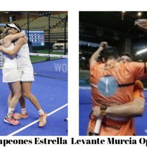Marrero-Salazar y Gutiérrez-Sánchez, campeones del Estrella Levante Murcia Open 2018