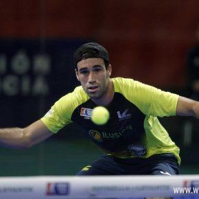 Arranca con sorpresas el cuadro final del Estrella de Levante Murcia Open